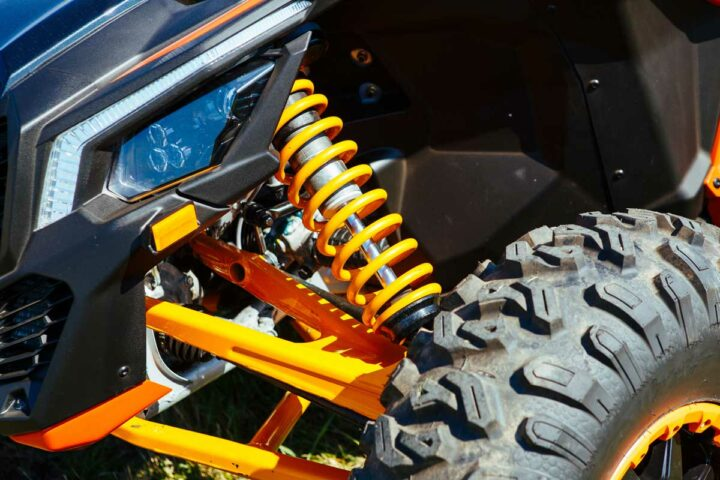 Quad Side By Side Tire Maintenance Inflation Tips