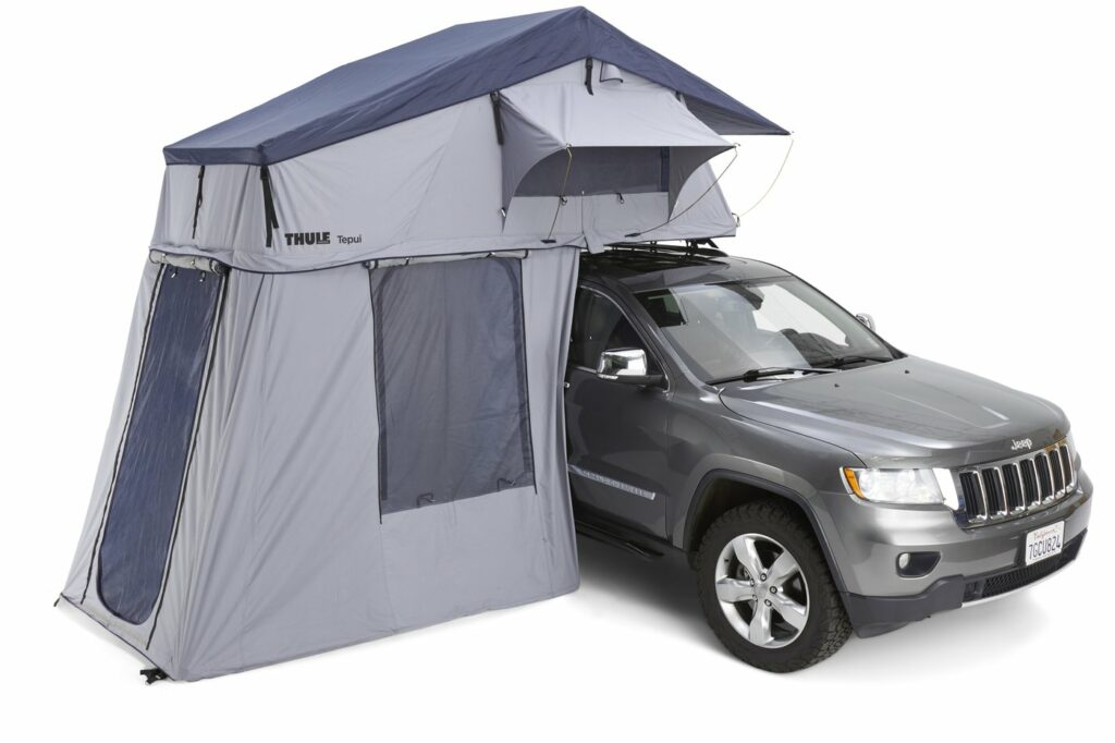 Thule Tepui Rooftop Tent Autana with Annex