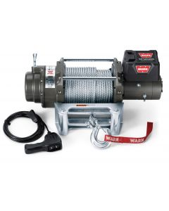 Warn M12 12V Heavyweight Winch with Wire Rope