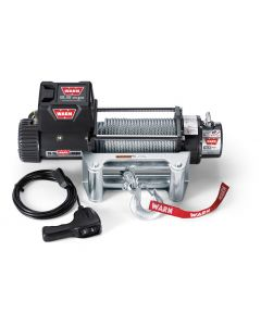 Warn 9.5XP Winch with Wire Rope