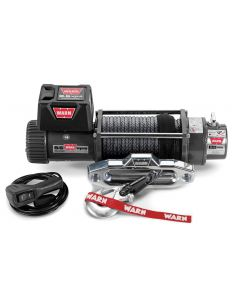 Warn 9.5XP-S Winch with Synthetic Rope