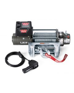 Warn XD9 Winch with Wire Rope