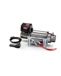 Warn M8 Winch with Wire Rope