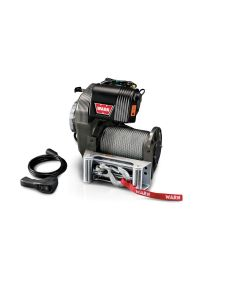 Warn M8274-50 Winch with Wire Rope