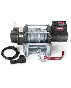 Warn M12 24V Heavyweight Winch with Wire Rope