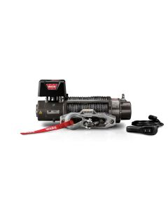 Warn M8-S Winch with Synthetic Rope