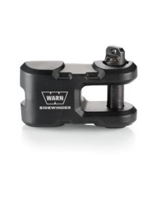 Warn Epic Sidewinder Recovery Link - Black