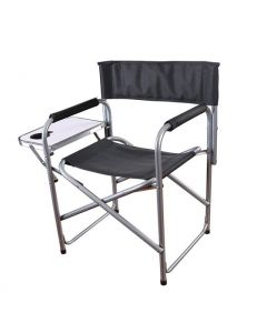 Stansport Folding Directors Chair with Side Table