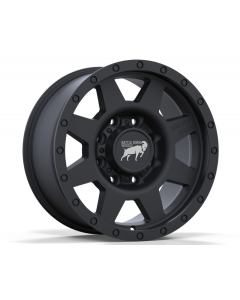 Battle Born Wheels - Echo - Satin Black