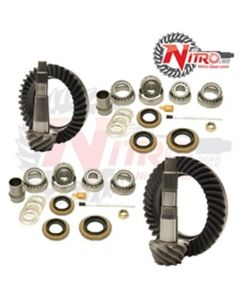 Nitro Ring and Pinion Complete Package 09-14 GM 1500