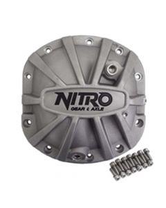 Nitro Finned Aluminum Differential Cover Dana 30
