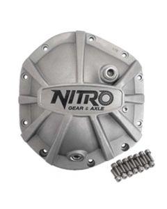 Nitro Finned Aluminum Differential Cover Dana 44