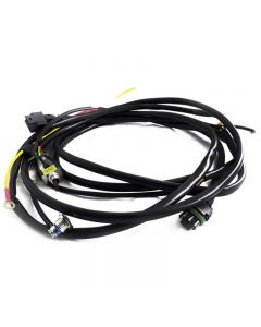 Baja Designs LED Lightbar Wire Harness w/ High Beam and Toggle Switch