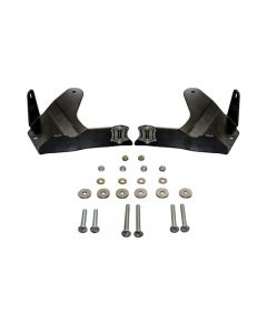 ICON Lower Control Arm Skid Plate System 2010+ FJ / 4Runner