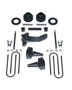 ReadyLift Suspension 2.5 Inch Front 2 Inch Rear Lift Kit 2005-2007 Ford Super Duty F250 - 1 Piece Drive Shaft