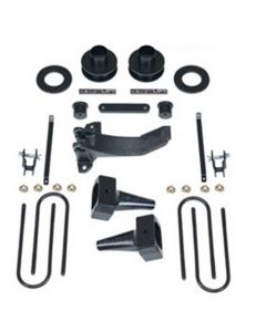 ReadyLift Suspension 2.5 Inch Front 2.5 Inch Rear Lift Kit 2005-2007 - 2 Piece Drive Shaft