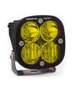 Baja Designs Squadron Sport LED Light - Amber Lens