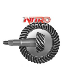 """Nitro Ring and Pinions 4.10 Front 200mm 8.0"""" 05-10 Jeep Grand Cherokee WK"""