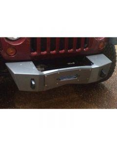 Nemesis Notorious Stubby Front Bumper 07-15 Jeep JK