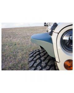 Nemesis Odyssey Front Fender Flares 07-15 2 door | 4 Door Jeep JK