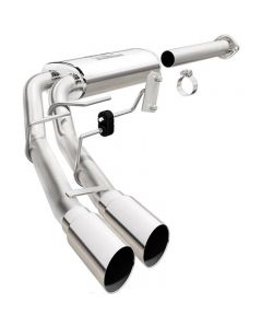 Magnaflow 3 inch Dual Same Side Before Rear Tire Exit Cat-Back Exhaust System 2015 2.7L | 3.5L | 5.0L Ford F-150