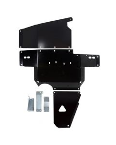 Synergy Manufacturing Heavy Duty Skid Plate System 07-11 Jeep JK