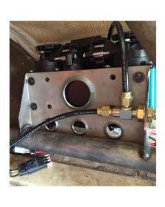ARB TWIN Air Compressor Weld On Mounting Plate