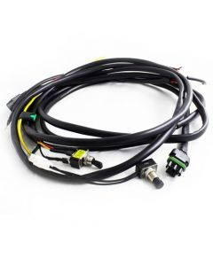 Baja Designs XL / OnX6 Hi-Power Wire Harness with Mode - 2 Lights Max 325 Watts
