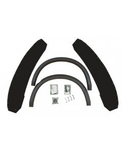 AEV Rear HighMark Fender Flare Set 10-17 Ram HD Standard Bed Sides