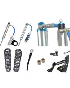 Carli 4.5in King Pintop 2.5 Suspension System 05-07 6.0L Ford Powerstroke