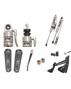 Carli 4.5in Backcountry 2.0 Suspension System 05-07 6.0L Ford Powerstroke