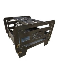 Ford Fire Pit and Grill