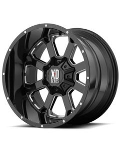 KMC XD Series XD825 Buck 25 Wheel