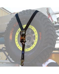 Mac's Y-Strap Spare Tire Tie Down