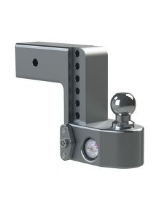 "Weigh Safe Drop Hitch | Designed for use with 2.5"" Receiver Hitch"