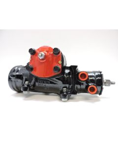 RedHead Steering Gear Box - 1971-1976 Jeep Wagoneer, Grand Cherokee and 1974 Jeep J20 - 15:1 Ratio - 4 Bolt Housing