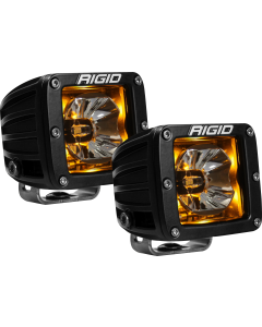 Rigid Industries LED Pod with Amber Backlight Radiance