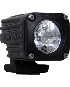 Rigid Industries Spot Light Surface Mount Black Ignite