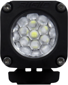 Rigid Industries Diffused Light Surface Mount Black Ignite