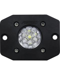 Rigid Industries Diffused Black Flush Mount Ignite