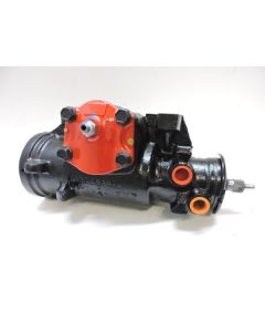 RedHead Steering Gear Box - 1980-1991 Chevy/GMC K-Series Truck, Suburban and Blazer - 15:1 Ratio - Press-On Pitman