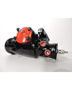 RedHead Steering Gear Box - 1980-1991 Chevy/GMC K-Series Truck, Suburban and Blazer - 15:1 Ratio - Clamp Pitman