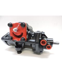 RedHead Steering Gear Box - 1999-2006 Chevy/GMC 1500 Trucks and SUVs - 4 Bolt Valve Housing