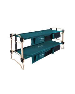 Disc-O-Bed Large with 2 Organizers