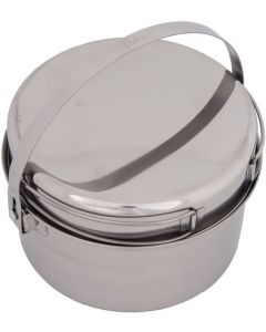 Olicamp AK Stainless Cookset - 3 Qt