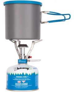 Olicamp Electron Stove + LT Pot Combo
