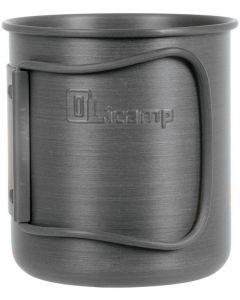 Olicamp Space Saver Mug - Lime  Handle