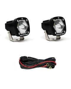 Baja Designs S1 - Spot LED - Pair / Kit