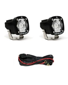 Baja Designs S1 - Wide Cornering LED - Pair / Kit