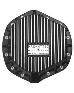 Mag-Hytec Rear Differential Cover AA 14-11.5 01-16 6.6L Duramax